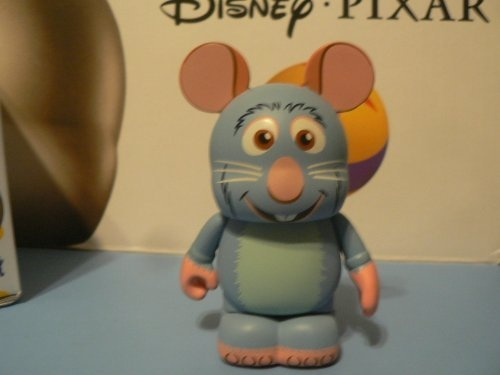 "Pixar Series 1 REMY RAT from RATATOUILLE Disney Vinylmation 3"" inch Figure by Disney Vinylmation, http://www.amazon.com/dp/B00ACXA2AI/ref=cm_sw_r_pi_dp_Q5IYqb1BJE8Z1"