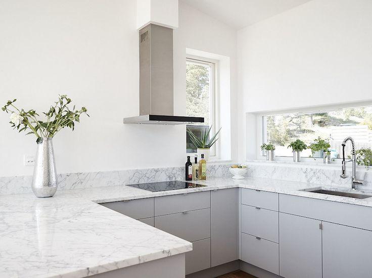 Tyylikäs arkkitehdin suunnittelema koti | Sisustusblogi