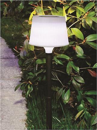 RELED Solar Tuinlamp met grondpin MUSHROOM