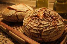 Ayçekirdekli Ekmek