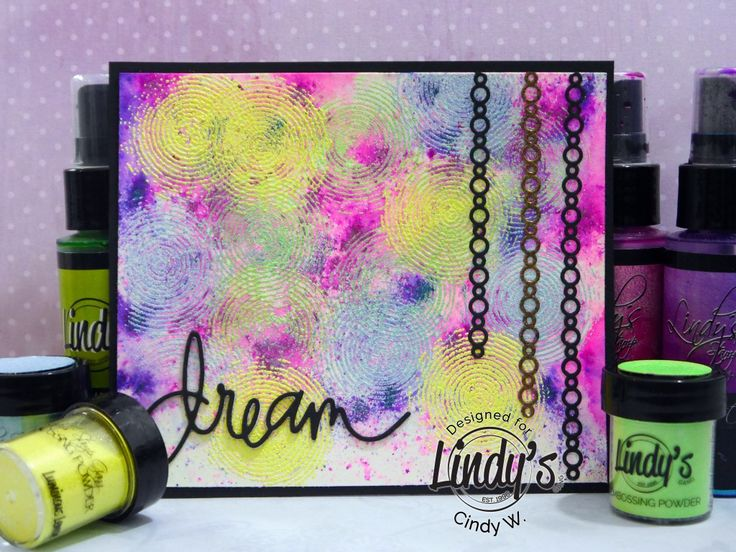 Lindy's Color Challenge March - CinsCreations