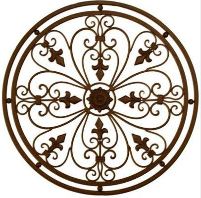 Wrought Iron Wall Decor Ideas Timeless And Ever Lasing Wrought Iron Home  Decor