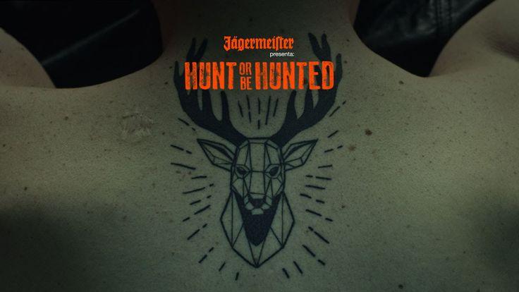 Jägermeister y su primer corto hecho con tatuajes II (Yosfot blog)