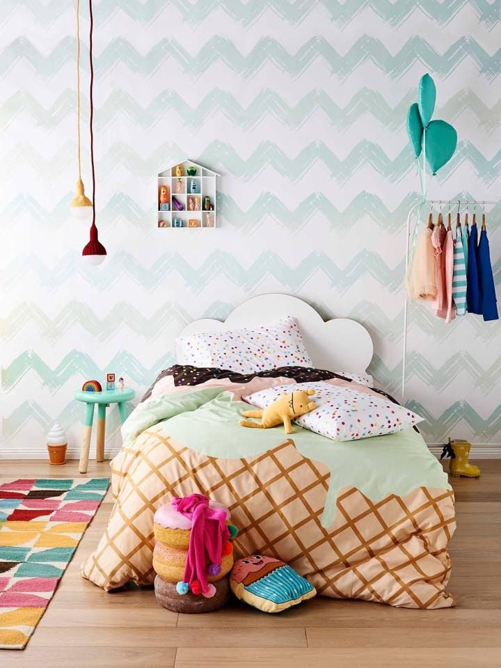 Sack me linen and Incy Interiors bed