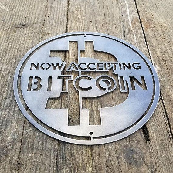 bitcoin in metallo)