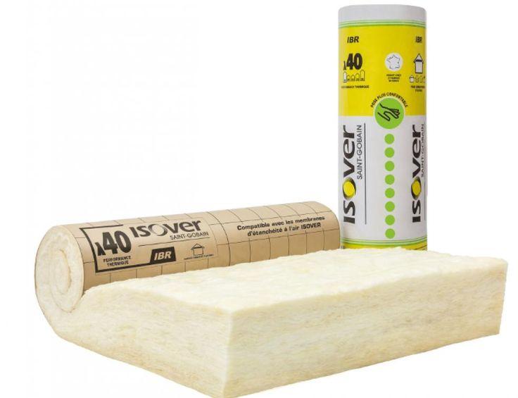 Isover a par exemple lancé il y a peu une laine de verre non irritante. Destinée à l'isolation par l'intérieur, elle est formulée sans formaldéhyde et sans phénol et intègre un liant 100 % biosourcé, issu des industries sucrières et céréalières. D'un coefficient thermique de 0.030 W/mK, elle est fac