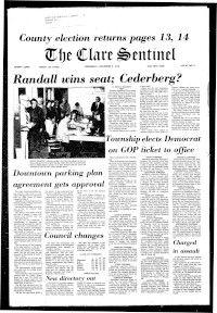 Michigan Newspaper Collection