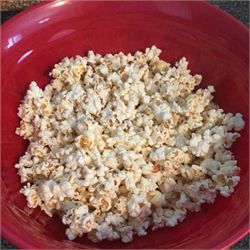 How to microwave popcorn in a brown paper bag