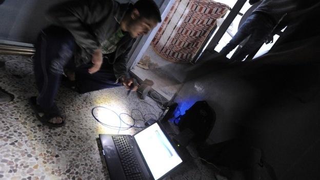 Siria se queda sin acceso a Internet