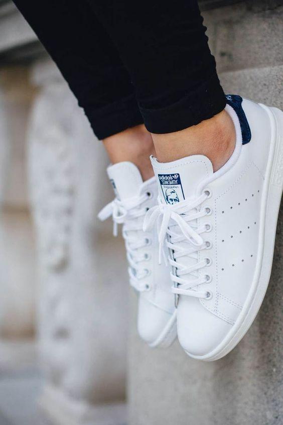 buy popular 679d5 92e95 Adidas Smith, Adidas Stan Smith Shoes, Stan Smith Sneakers, Stan Smith Adidas  Black