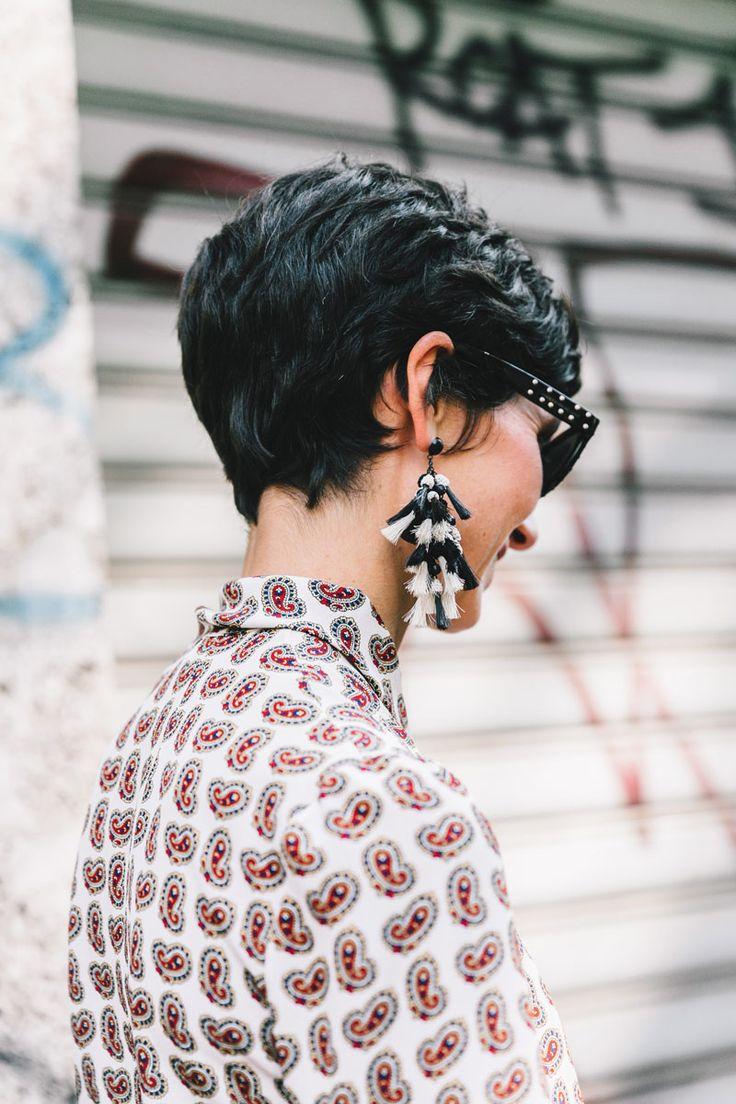 #earrings #streetstyle @lucearow