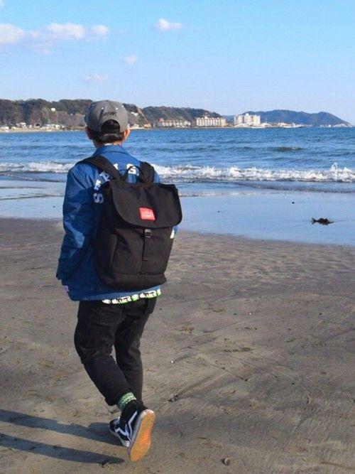 昨日、由比ヶ浜にて!