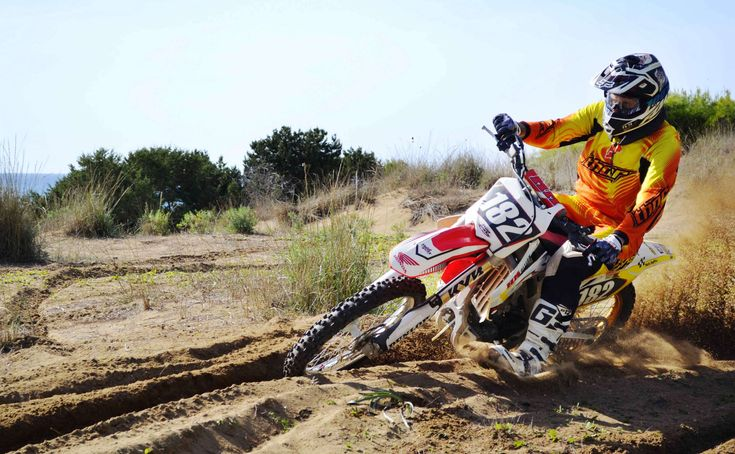 #action #athlete #athletic #bike #competition #exercise #extreme #fast #man #motion #motocross #motorbike #motorcycle #power #run #sand #speed #sport #strong #success #wheel