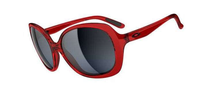 All new Oakley Back Hand Cherry Red/Black Grey Gradient