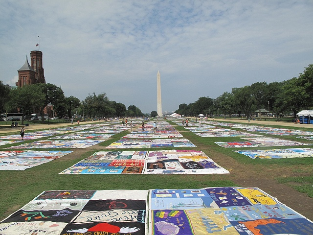 Quilt in the Capital in Washington DC July 21-25, 2012 by pozmagazine, via FlickrJuly 21 25, Dc July, Memories Quilt, Aid Memories, Washington Dc