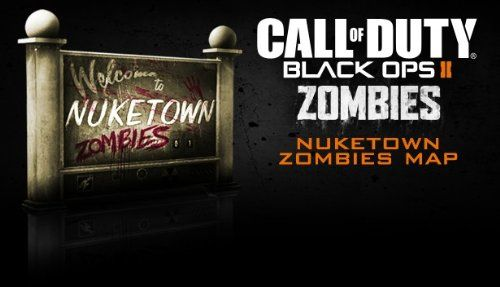 Call of Duty: Black Ops II - Nuketown Zombies Map [Online Game Code] @ niftywarehouse.com #NiftyWarehouse #Zombie #Horror #Zombies #Halloween