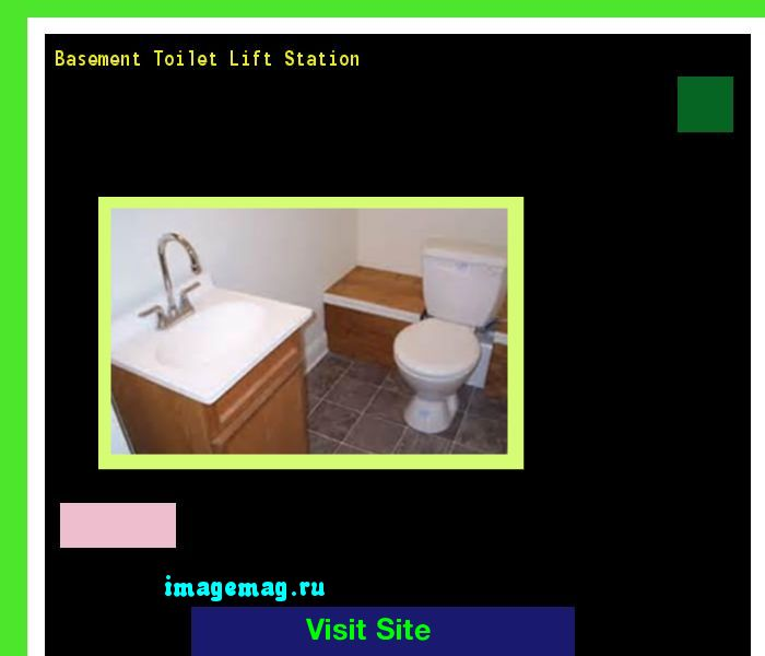 Basement Toilet Lift Station 080633 - The Best Image Search
