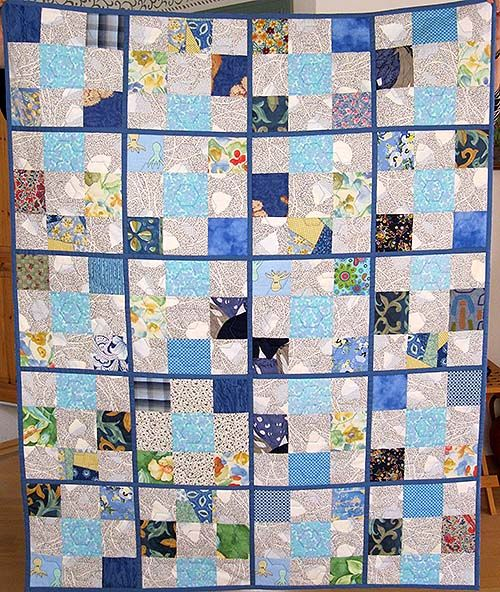 1304 birgith lorenz hexagon flowers 500 bag