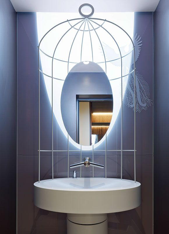 Phoenix Real Estate, Frankfurt. Ein Projekt von Ippolito Fleitz Group – Identity Architects, Storytelling.