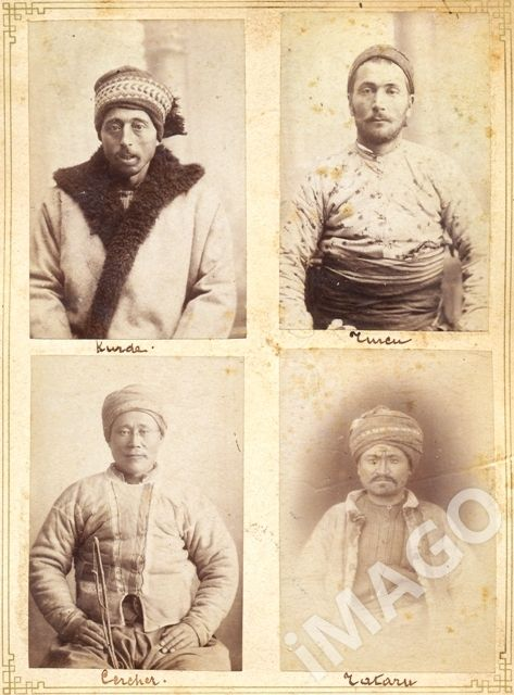 Tipuri etnice din Dobrogea