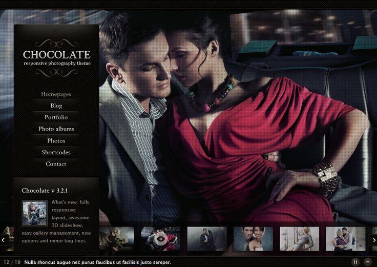 Chocolate WP WordPress Theme