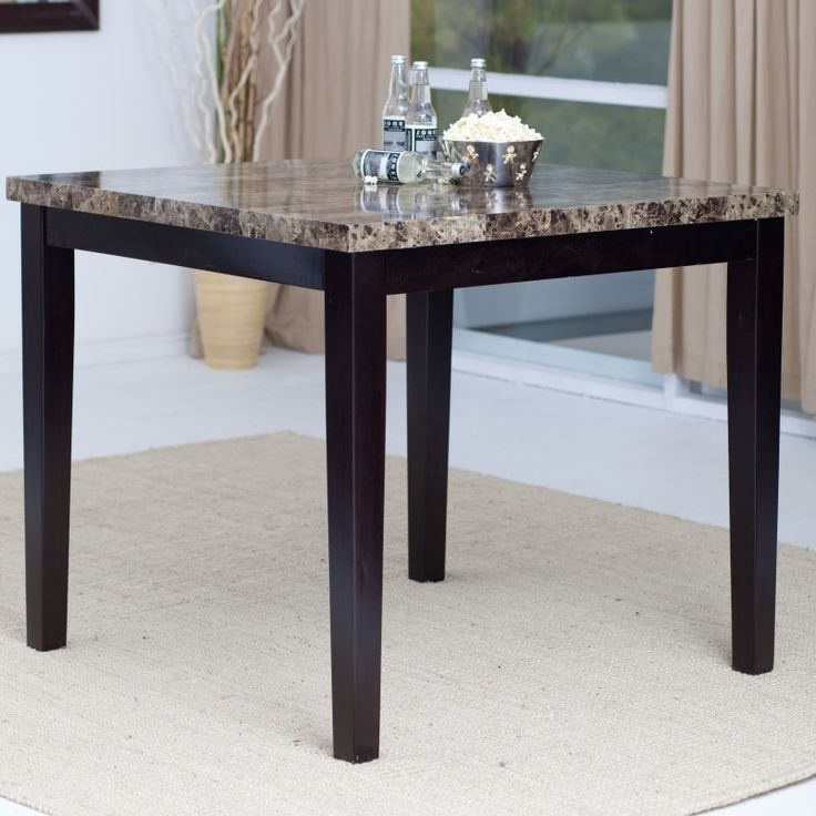 Palazzo Counter Height Dining Table   WSMP08 T
