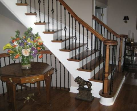 Best 36 Best Repurposed Stair Spindles Images On Pinterest 400 x 300