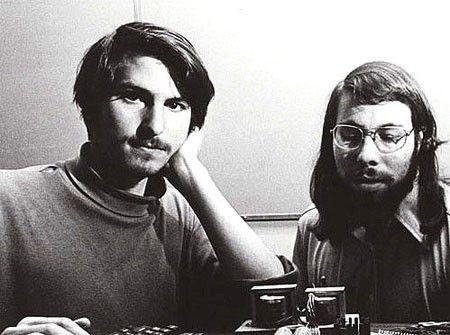 Steve Jobs & Steve Wozniak charliewayne: Job Steve, Computers History, Stevejob, Apples Computers, Steve Jobs, History Museums, Steve Wozniak, Photo, People