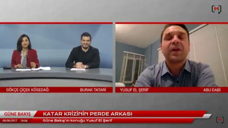Medyascope ///  Güne Bakış (5 Haziran 2017): Konuklar Yusuf El Şerif ve Mehmet Kaya