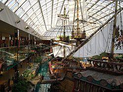 West Edmonton Mall: Shopping, Amusement Park & Much More