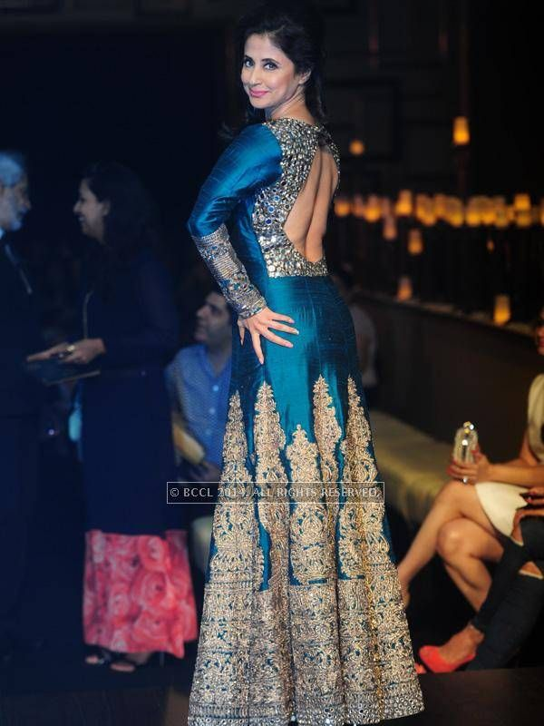Indian couture week 2014 Manish Malhotra.