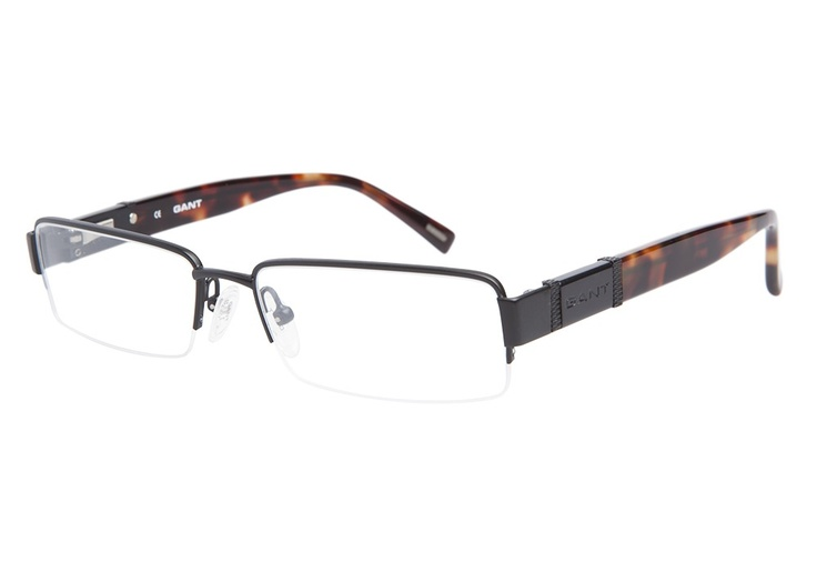 Gant Hagan Satin Black |It's Your Lucky Day! Love this frame? Re-pin it for your chance to win it!