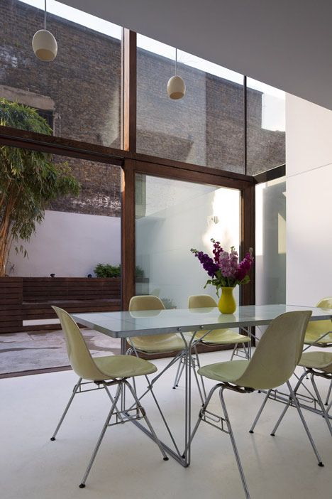 Hoxton House by David Mikhail Architects
