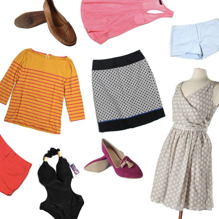 Online thrift shop? ...Practically new brand name women and children clothing at up to 80% off.