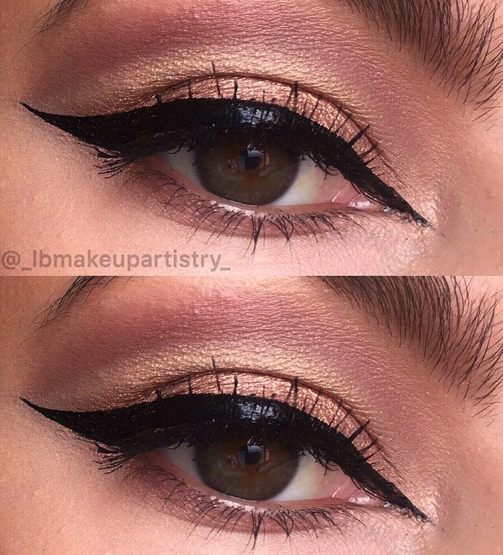 Tarte pro to go cut crease 🔪 @_lbmakeupartistry_