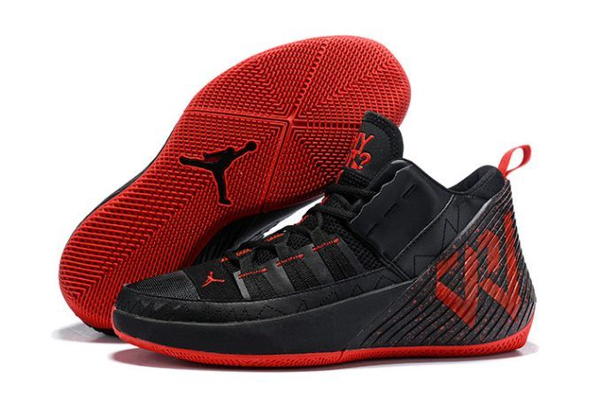 e3cf98af160 Jordan Why Not Zer0.1 Chaos Black University Red Mens Size in 2019 ...