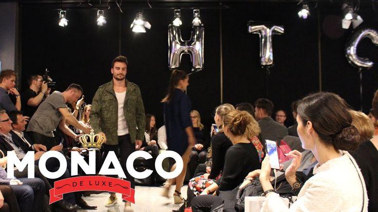 htc Fashion Check in, mit Fashion Show, München, Peyman Amin, Gitta Saxx