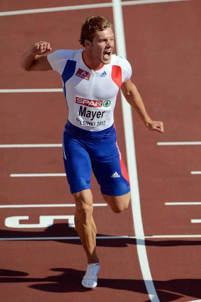 French Decathlete Kevin Mayer | Athletics | Kevin mayer ...