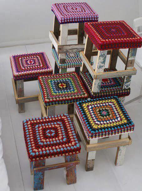 SEGREDOS DA ARTE II: Vários modelos de almofadas