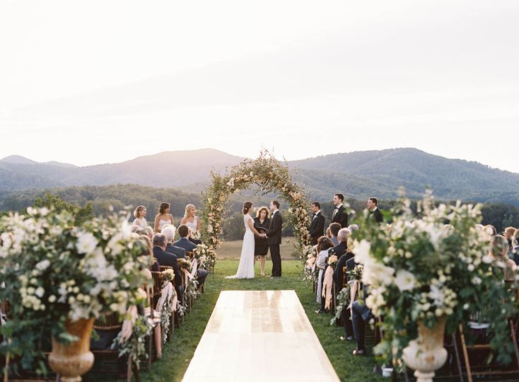 The Golden Hour: A Pippin Hill Wedding with Ariella Chezar