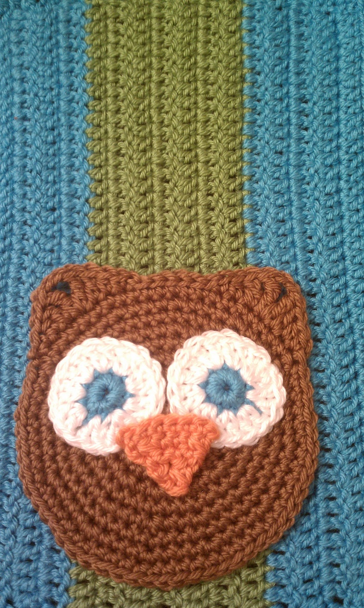 137 best crochet 0wl blankets and baby stuff images on pinterest crochet owl blanket bankloansurffo Image collections
