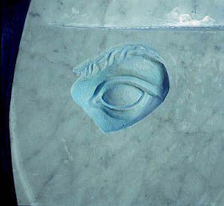 """Nel 2001 partecipa al simposio """"The 3rd International Symposium Aley 2001 of Sculpture"""" tenutosi ad Aley, Libano"""