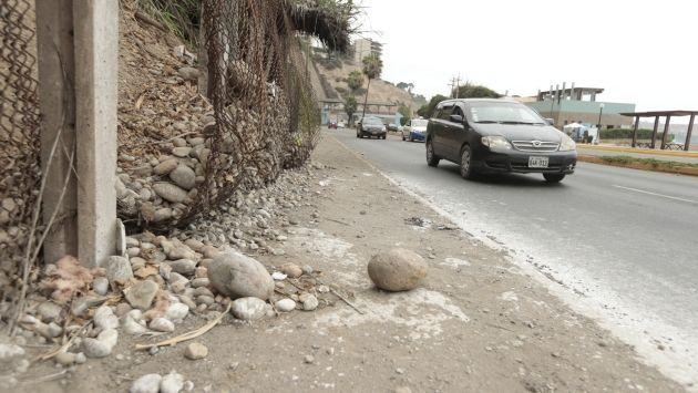Costa Verde: No hay medidas para proteger acantilados en un largo plazo #Peru21