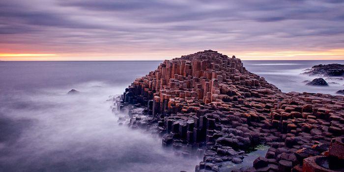 Cele mai frumoase locuri - Giant's Causeway