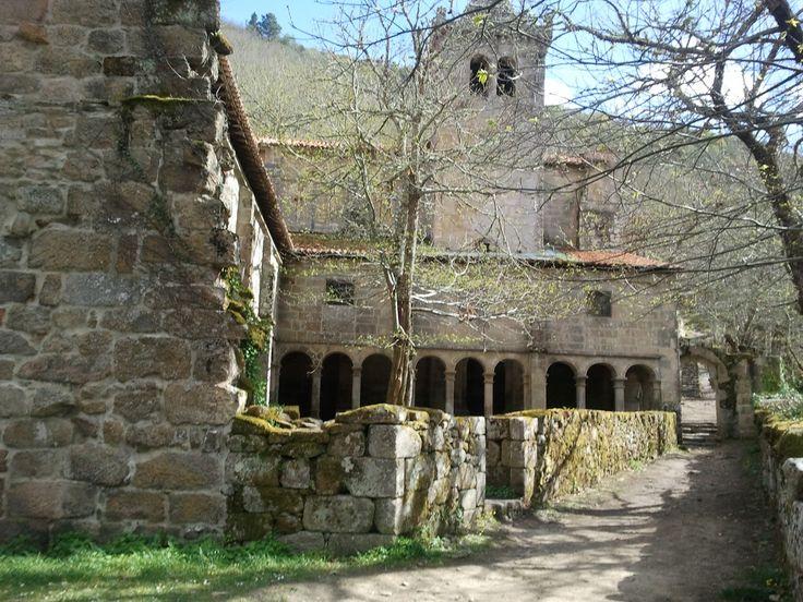 Monasterio de Santa Cristina de Ribas de Sil. | La Tortuga Viajera
