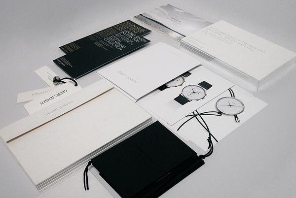 Georg Jensen - Promotional Materials - Print Design by homework