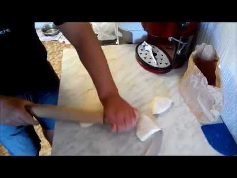 Domácí rohlíky - YouTube