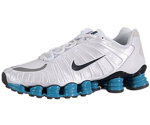 Nike Shox TLX Mens Running Shoes 488313-113 � Clothing Impulse