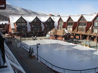 Iconic Park City Locations: Park City Ice Skating Rink. Where every kind in Park City learned how to skate and is literally 10 steps away from the slopes.