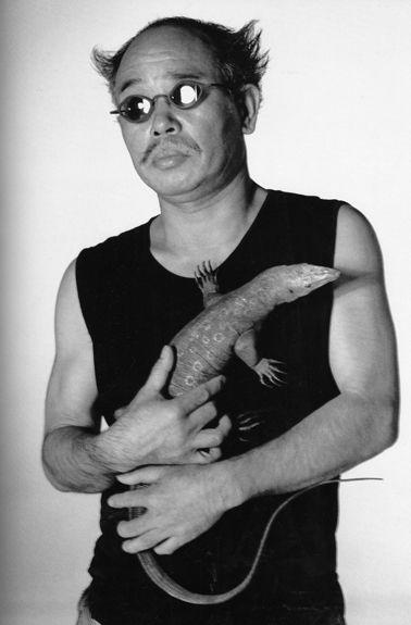 Nobuyoshi Araki Tokyo Comedy 1997